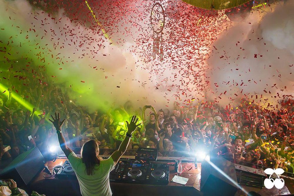 David Guetta at Pacha Ibiza