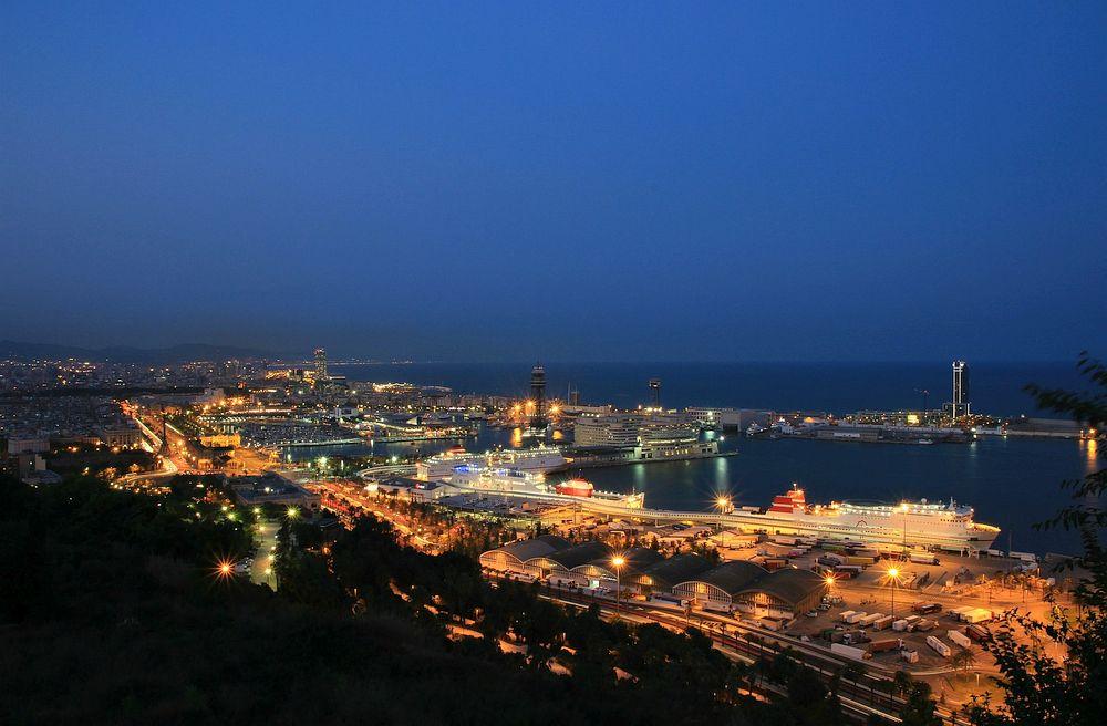 Biggest cruise port in Europe