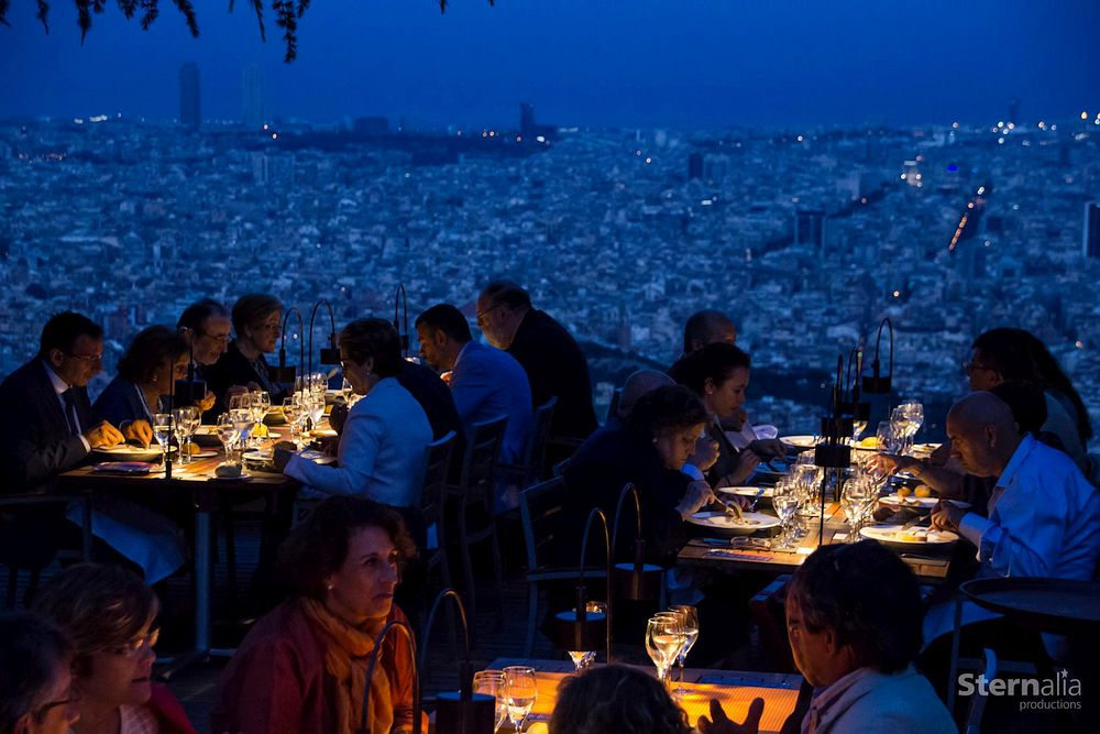 Dine with the stars in Barcelona