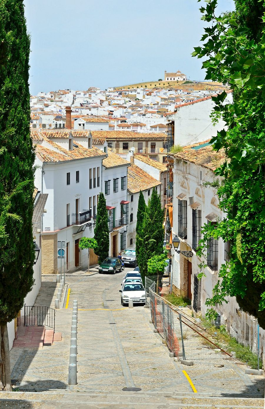Street in Antequera