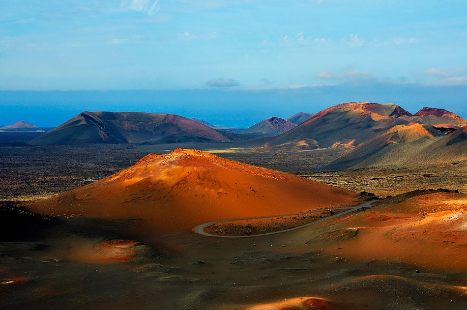 Desert in Lanzarote