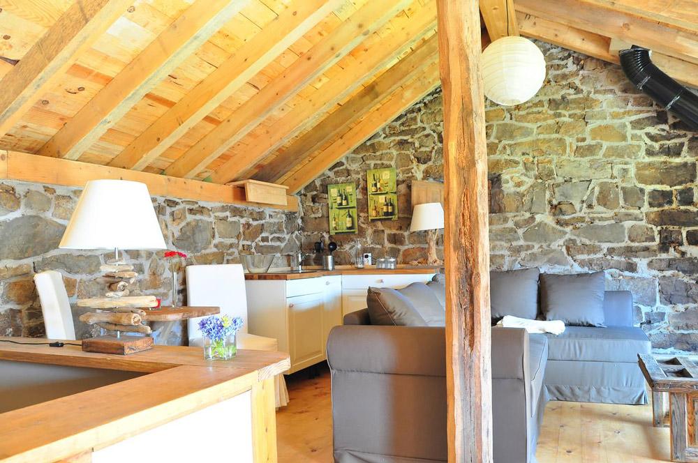 Romantic little cabin