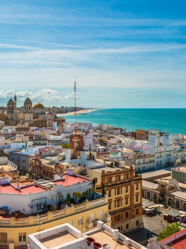 Most beautiful town in Andalusia
