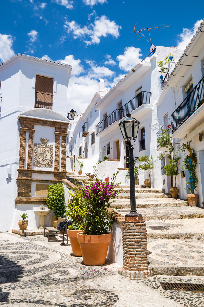 Most beautiful village in Andalusia