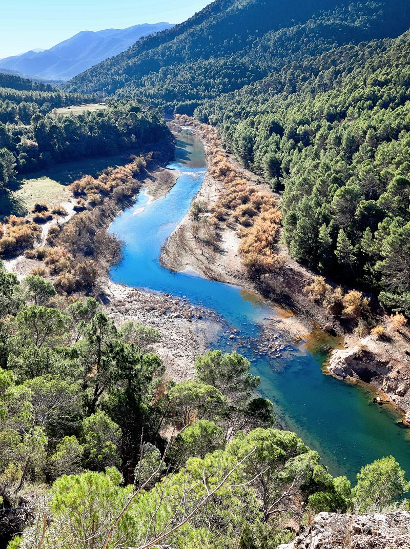 Sierras de Cazorla, Naturpark Segura y Las Villas