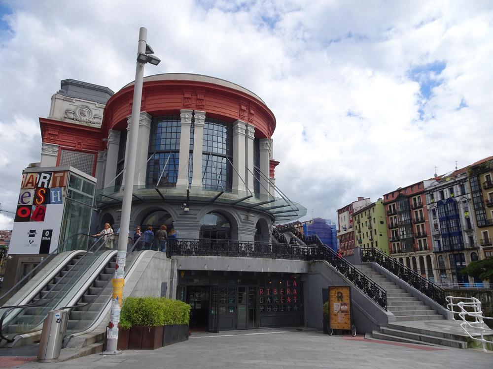 Mercado de Ribera, Bilbao