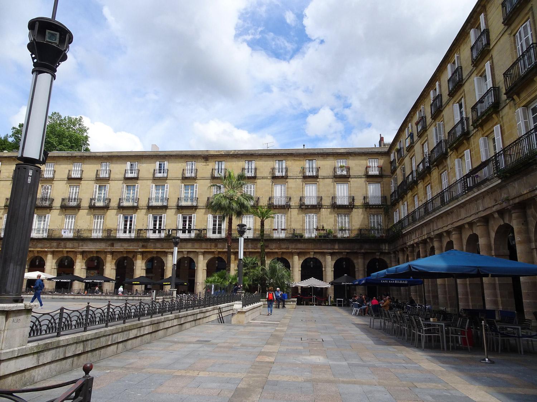 Plaza Nuevo, Bilbao
