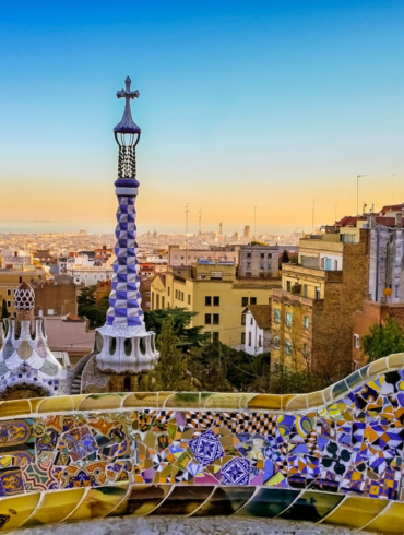 Barcelona, City of Gaudi