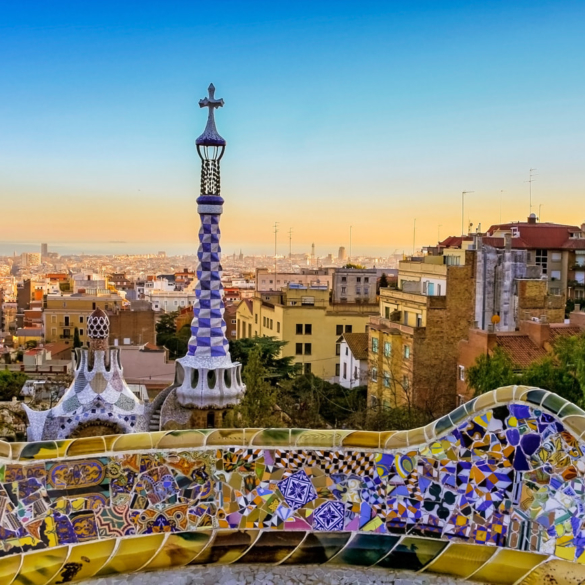 Barcelona, City of Gaudi