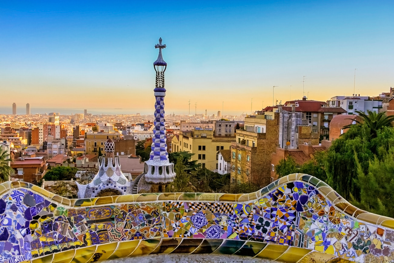 Barcelona, The City of Gaudi