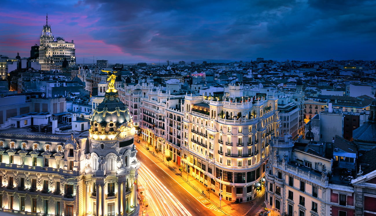 Madrid, The Royal Spanish Capital