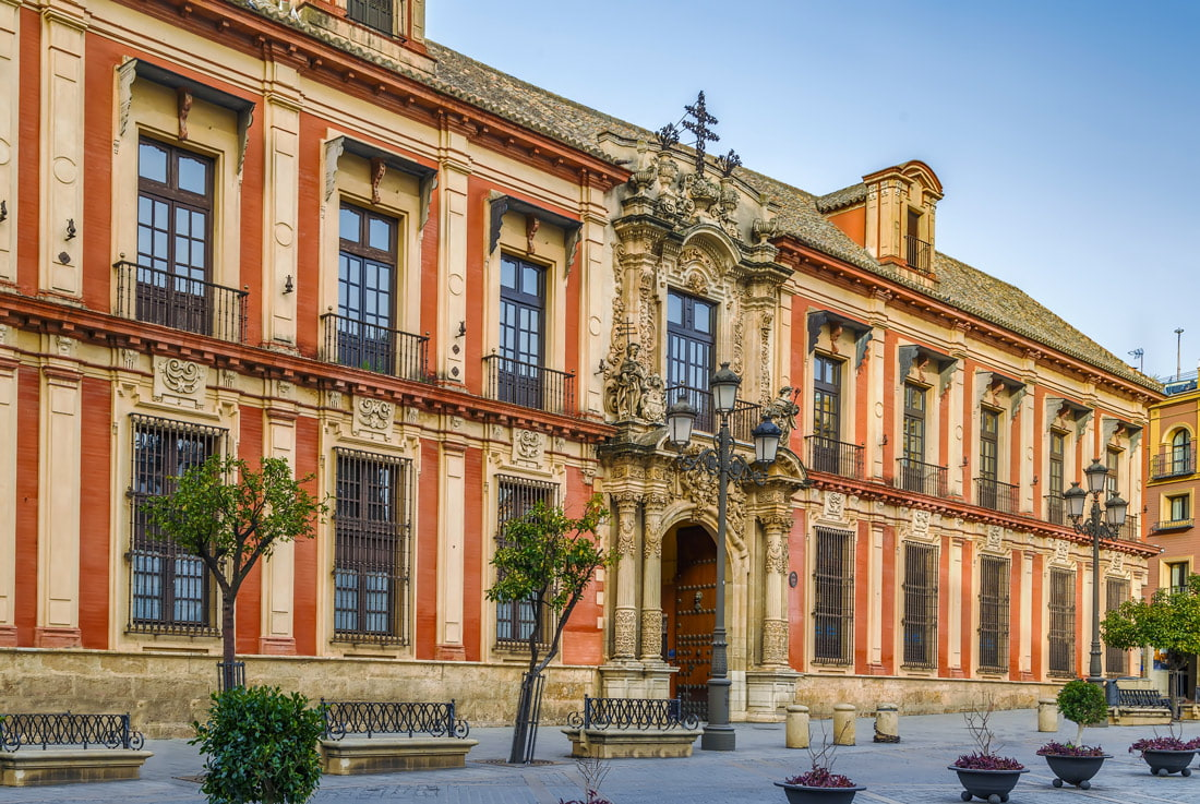 Archbishop's Palace, Seville