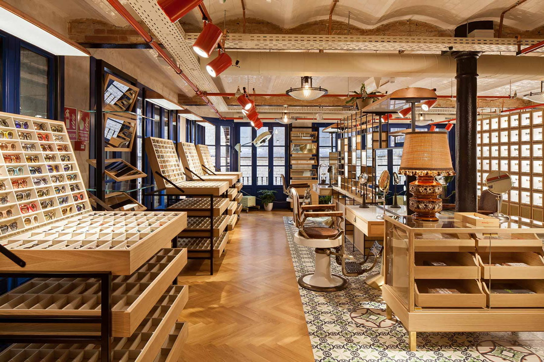 Etnia Barcelona Flagship Store Is a Love Letter to Its Home City