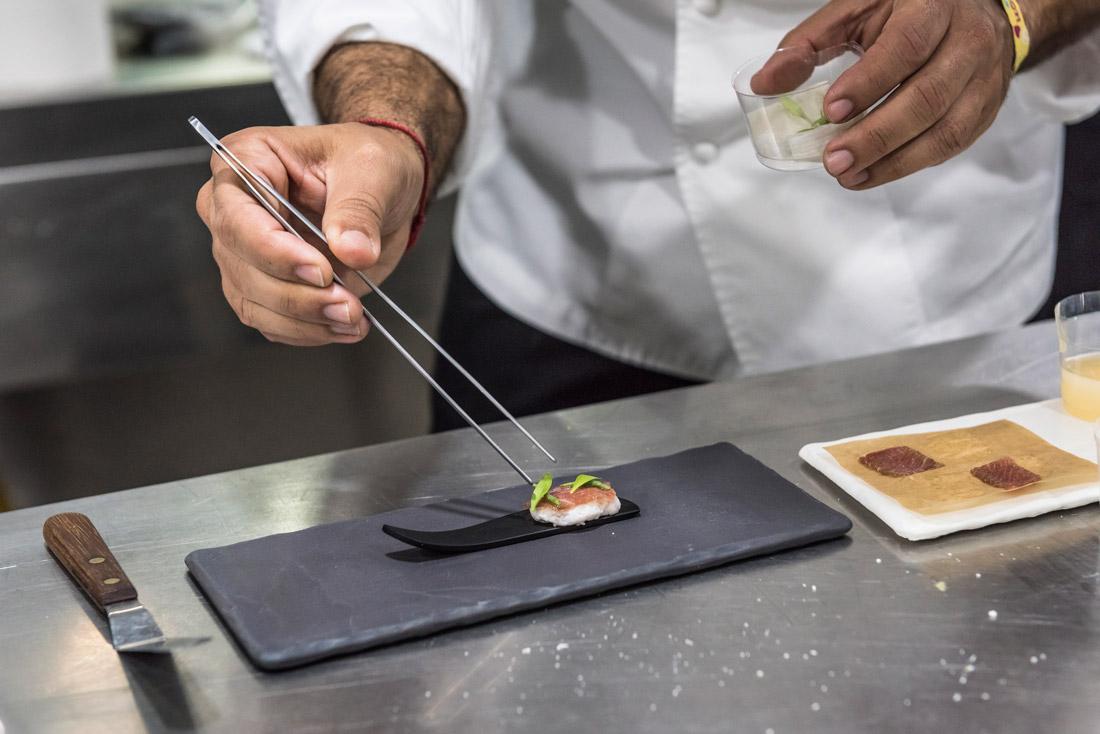 Avant-garde cuisine