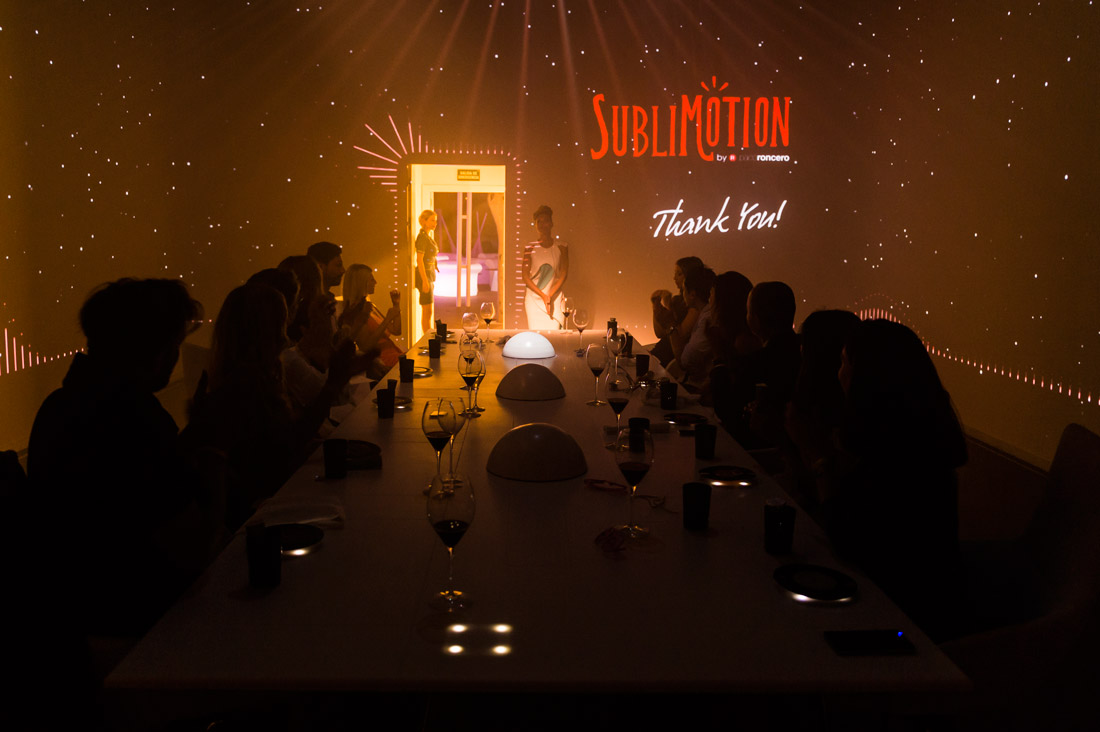 Sublimotion Room
