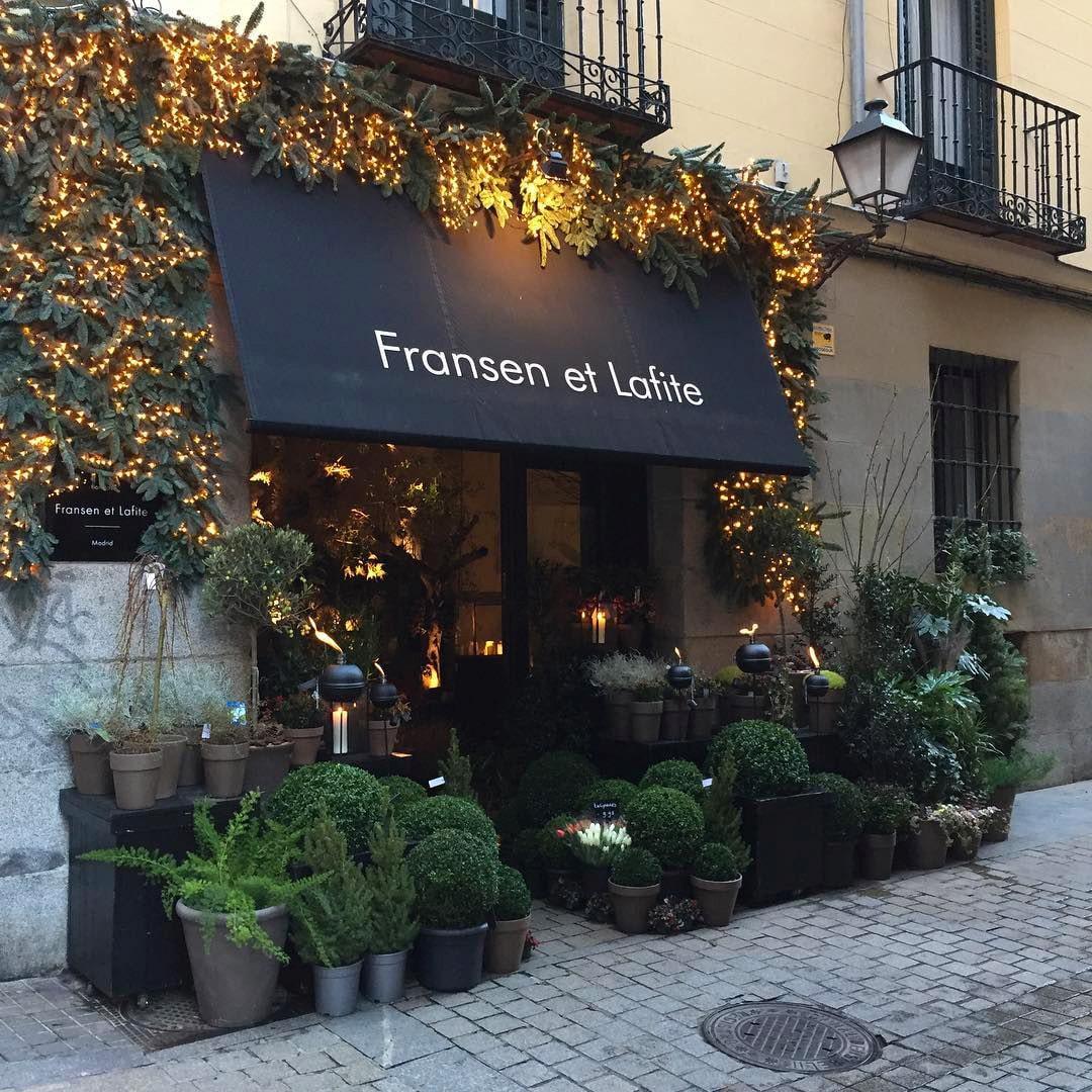 Fransen et Lafite, Madrid