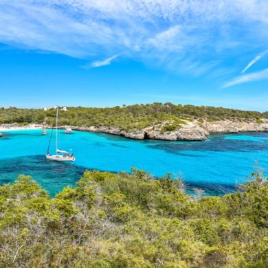South east Mallorca