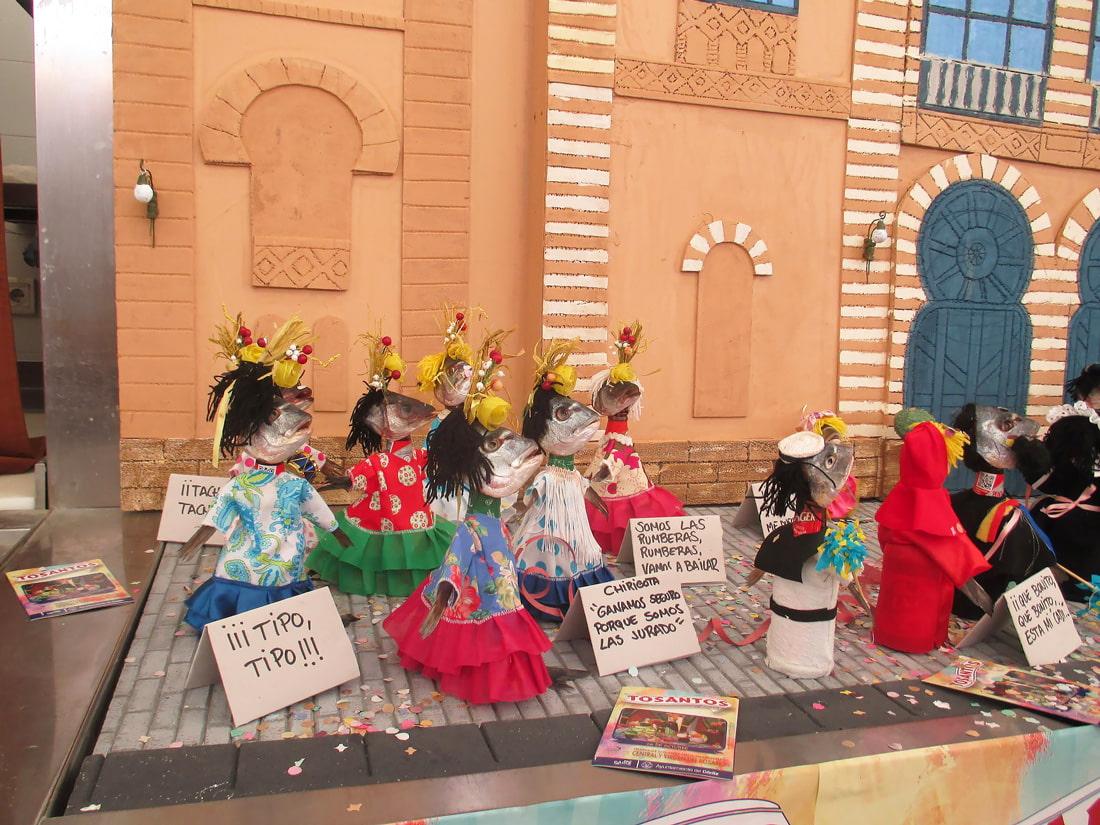 Fiesta de Tosantos, Cadiz
