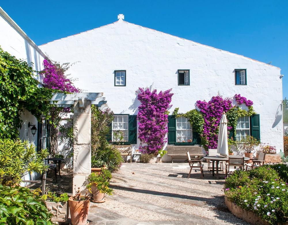Hotel rural in Menorca