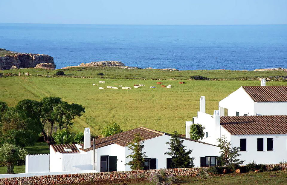 Menorquin farmhouse