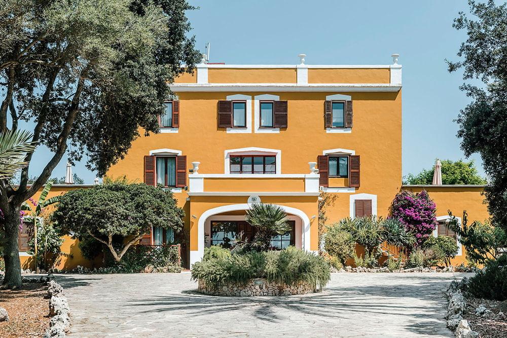 Country house near Ciutadella
