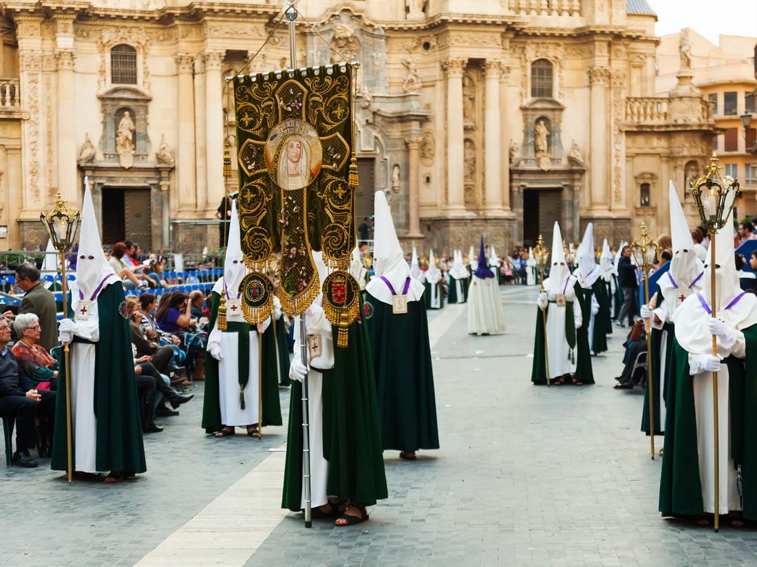 Easter in Murcia