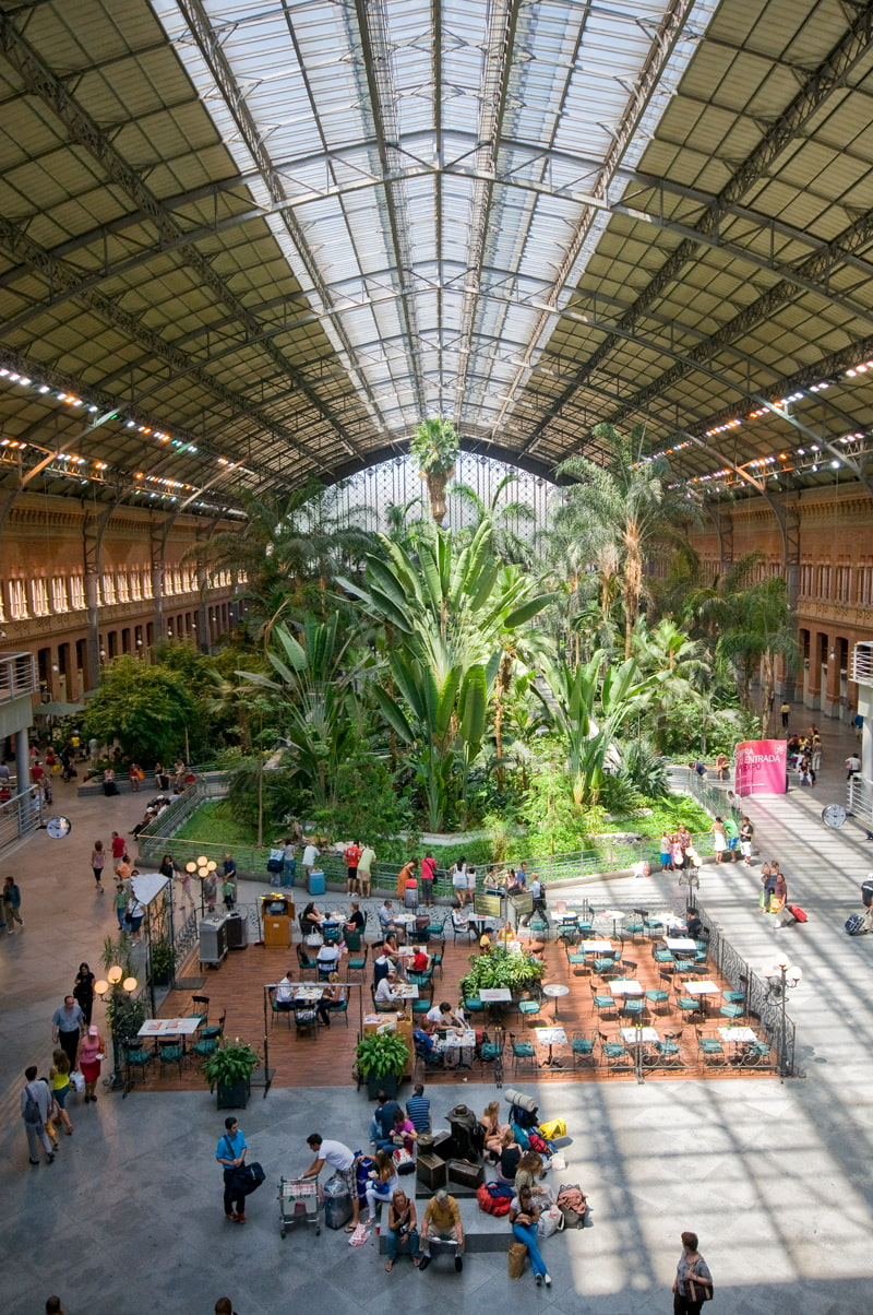 Greenhouse Atocha