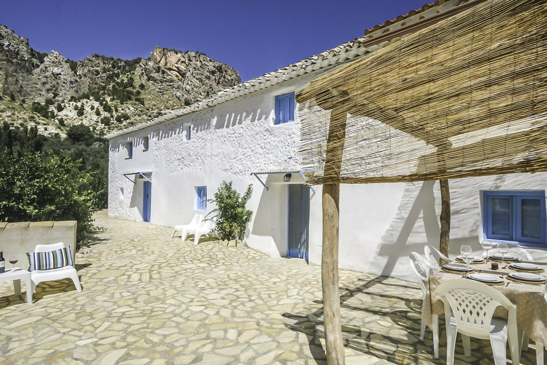 Rustic accommodation in the province of Jaen