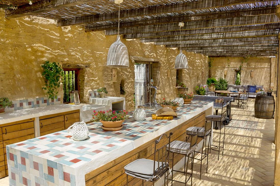 Rural retreat in Andalusia