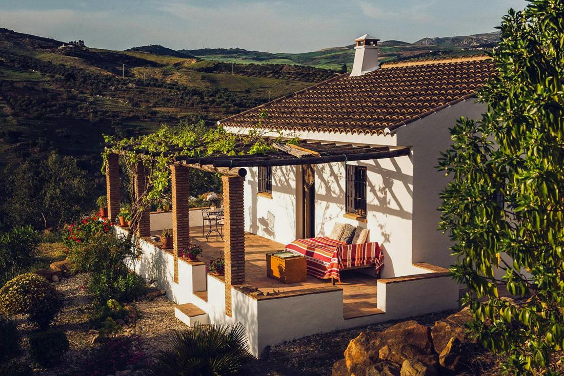 Casa rural in Andalusia