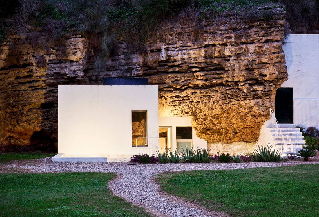 Cave house in Cordoba