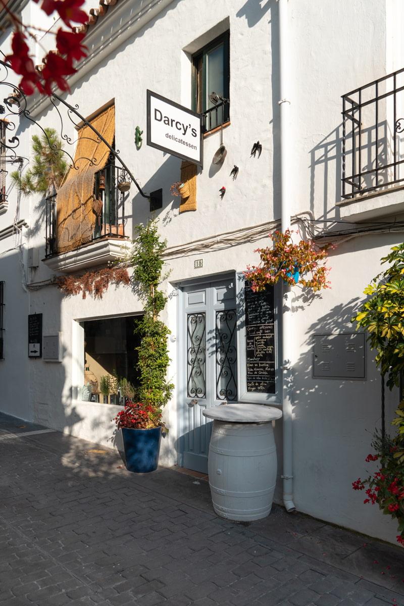 Darcy's Delicatessen, Estepona