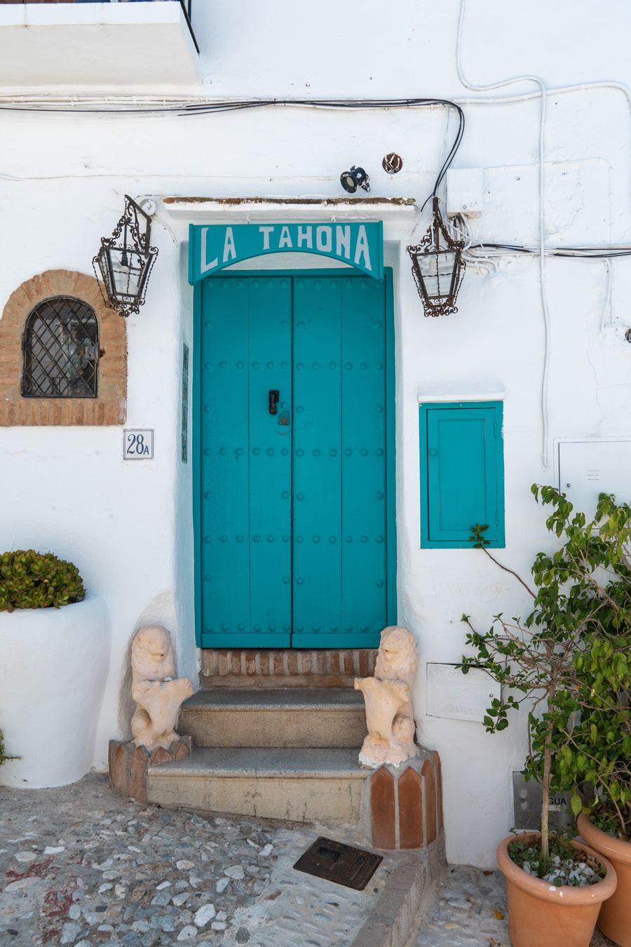 Shop in Frigiliana
