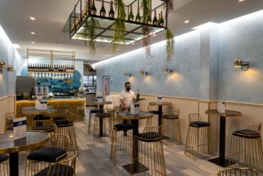 Restaurant in Estepona