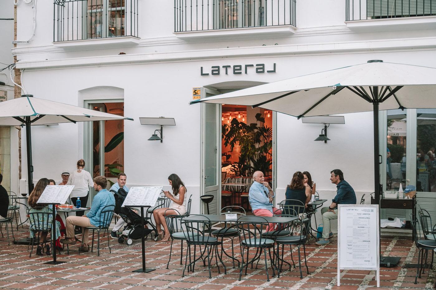 Lateral Marbella