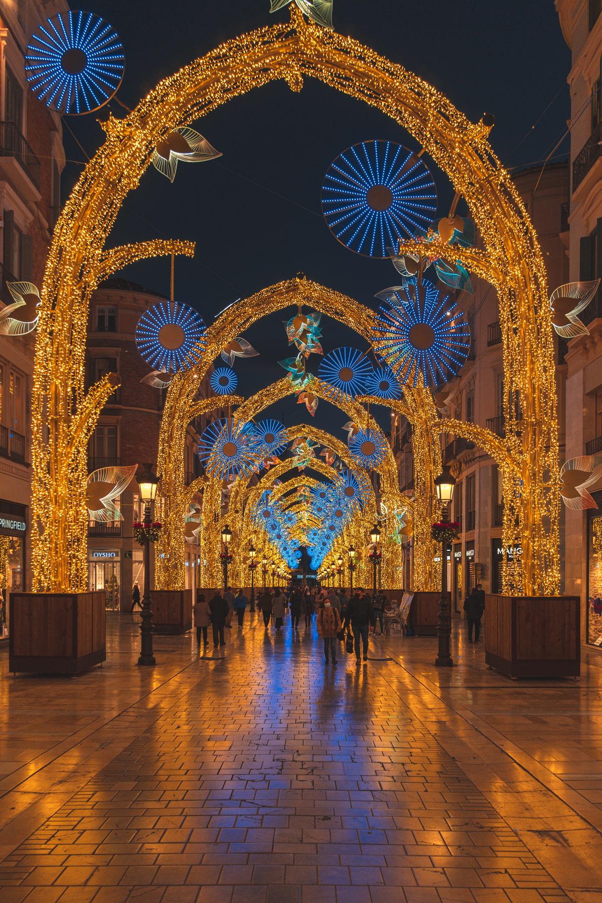 Xmas in Malaga