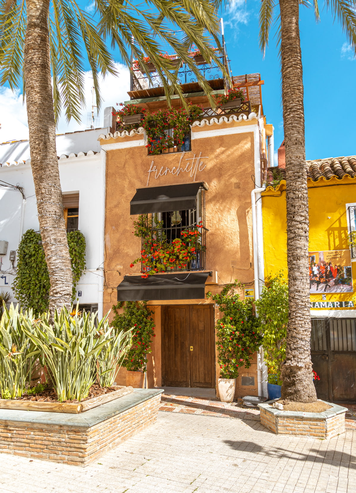 Frenchette, Marbella