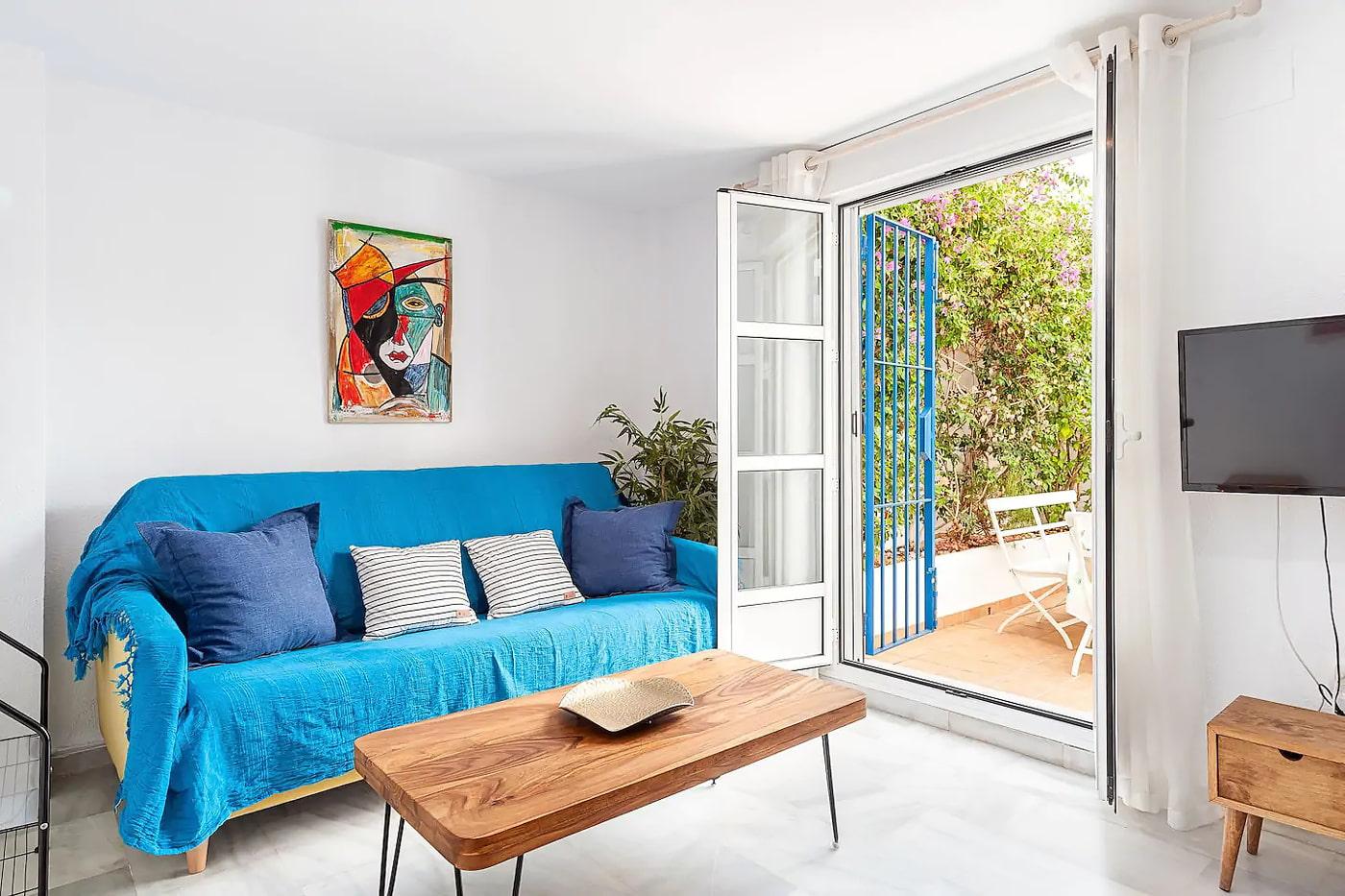 Apartment rental in the heart of Conil de la Frontera