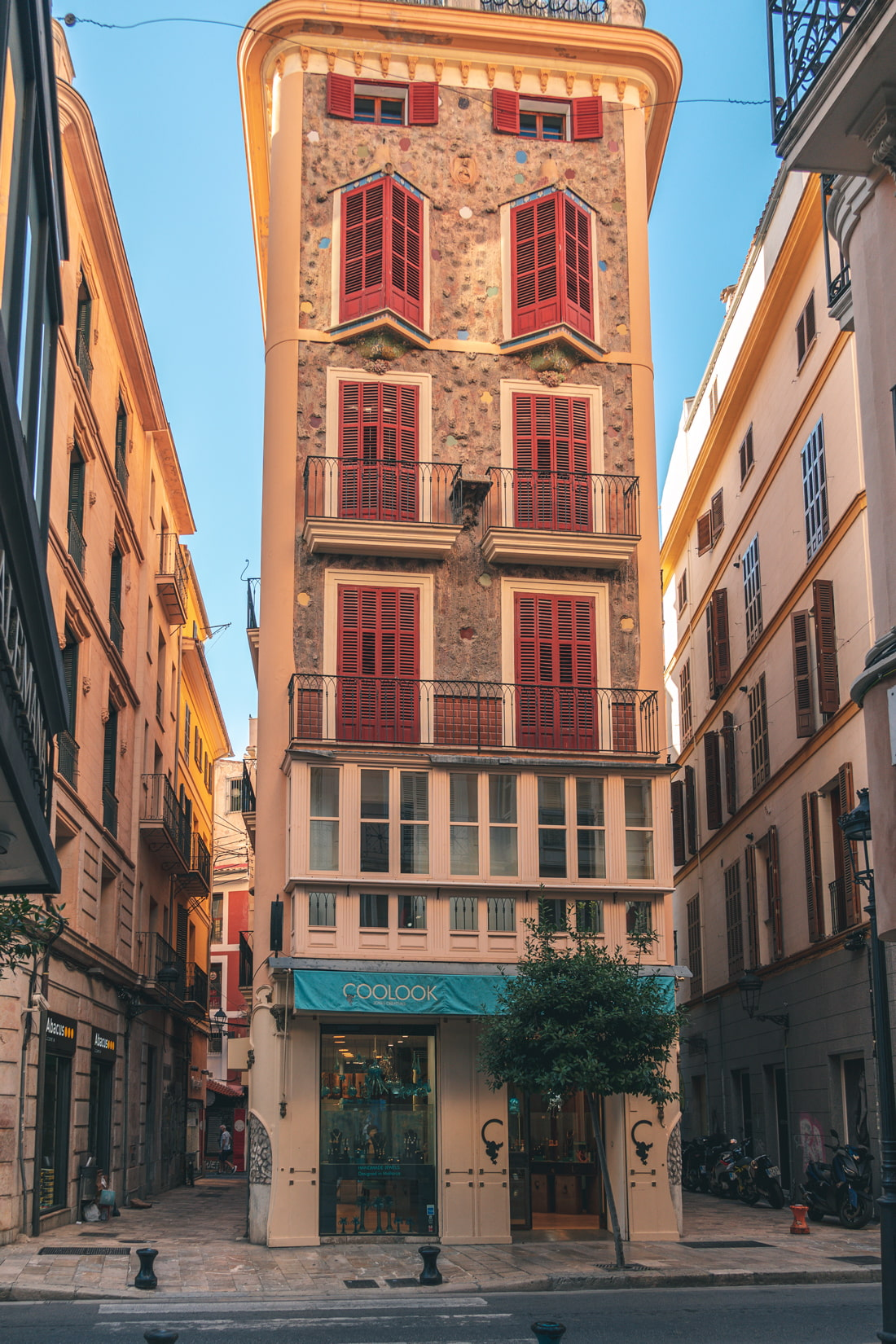 Carrer de Colom, Palma