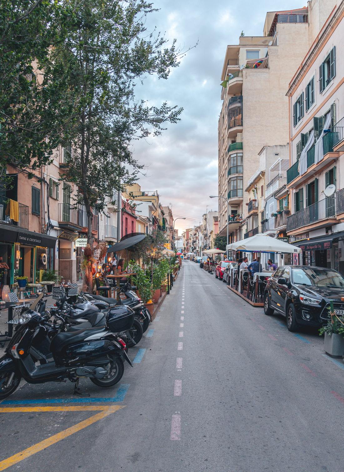 Carrer de Sant Magi, Palma